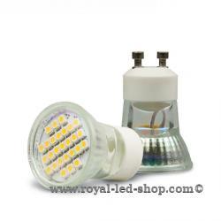 GU10 MINI LED Spot 1,8W, 120°, warmweiss EAN:9009377027918, 35286, 112286