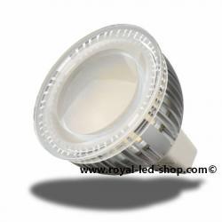 MR16 LED Strahler 6W Glas diffuse, warmweiss