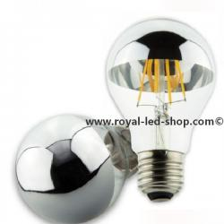 E27 LED Spiegelkopf, 4W, klar, warmweiß, 112595, 9009377036897,