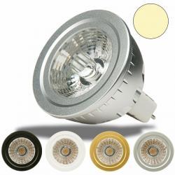 MR16 LED Strahler 5 Watt COB, dimmbar 40°