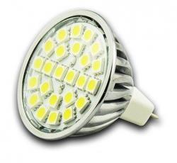 MR16 LED Spot 3,6 Watt GU5,3 warmweiss
